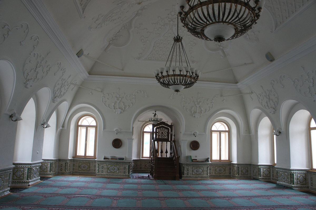 В мечети аль-Марджани - Елена Павлова (Смолова)