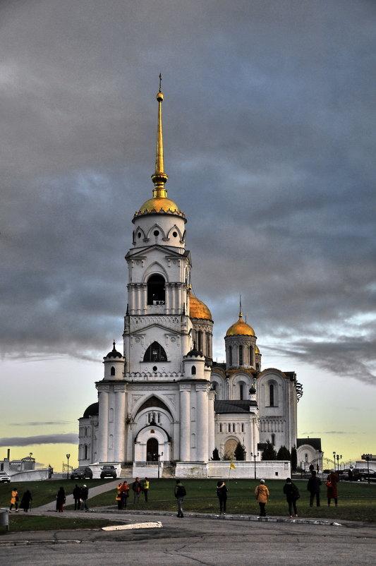 г.Владимир Успенский собор - АЛЕКСАНДР СУВОРОВ