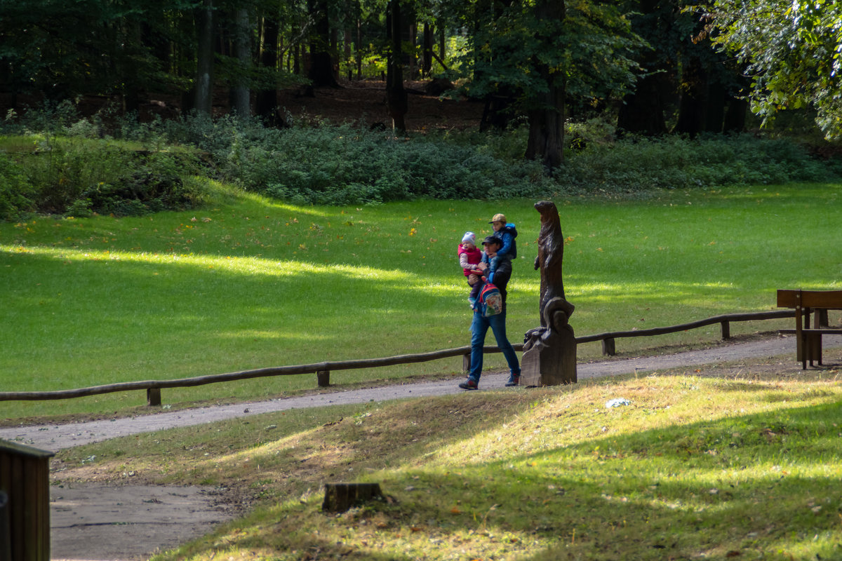 Wildpark Düsseldorf - Witalij Loewin