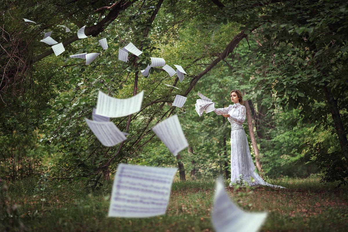 Звуки музыки - Татьяна Макарова