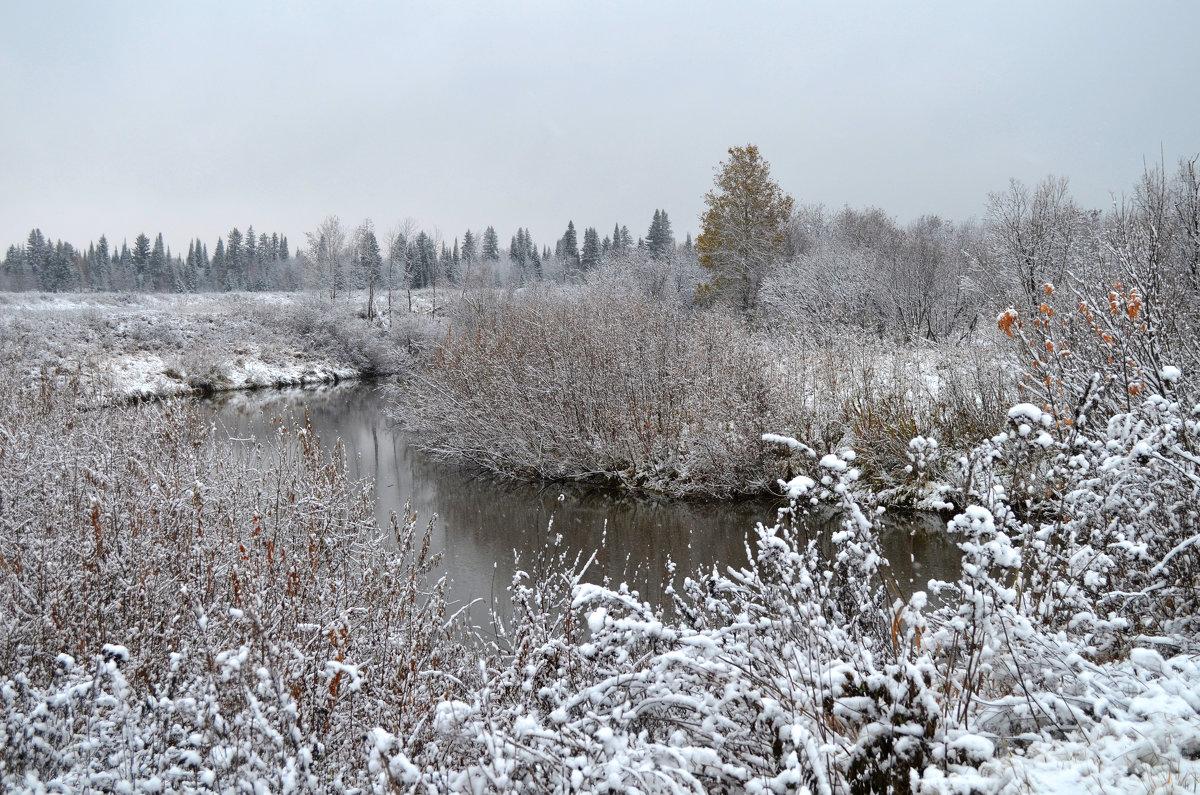 Снежный октябрь - Вера Андреева