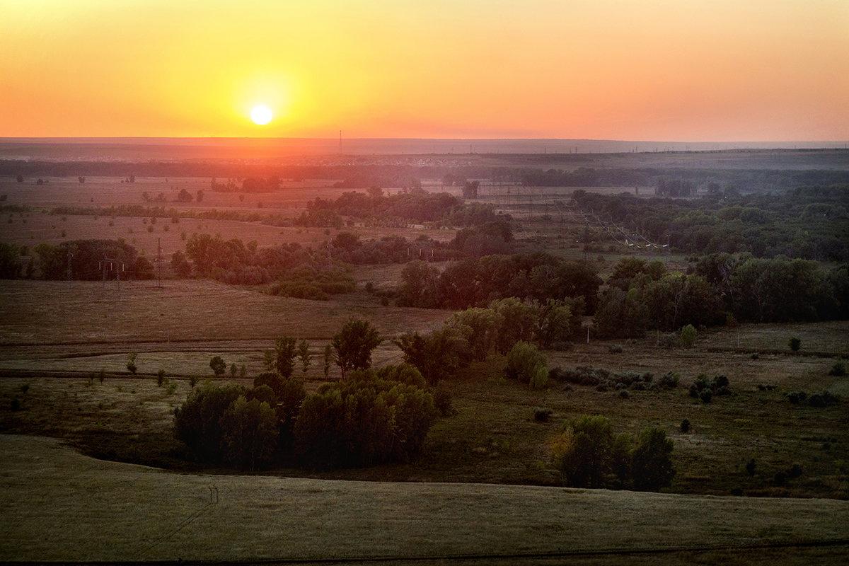 Уходило солнце за горизонт - Татьяна Курамшина