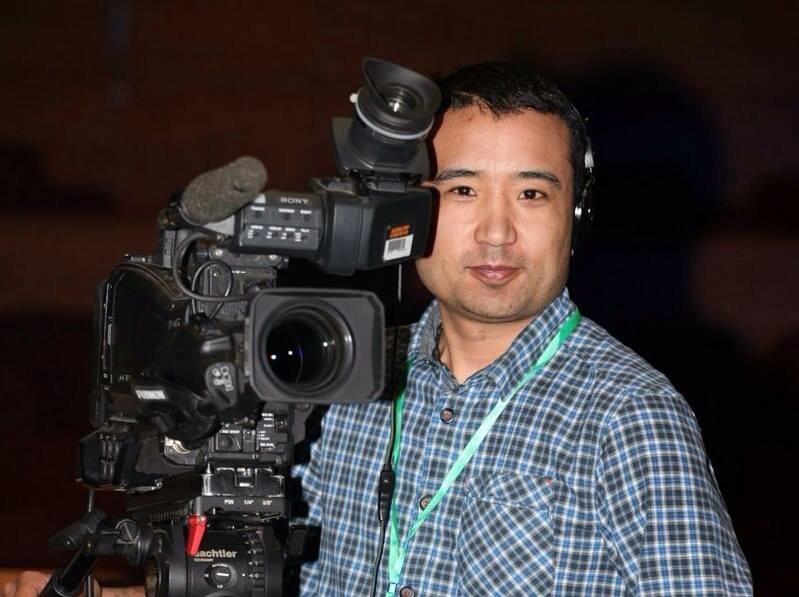 видео оператор - сагынбек