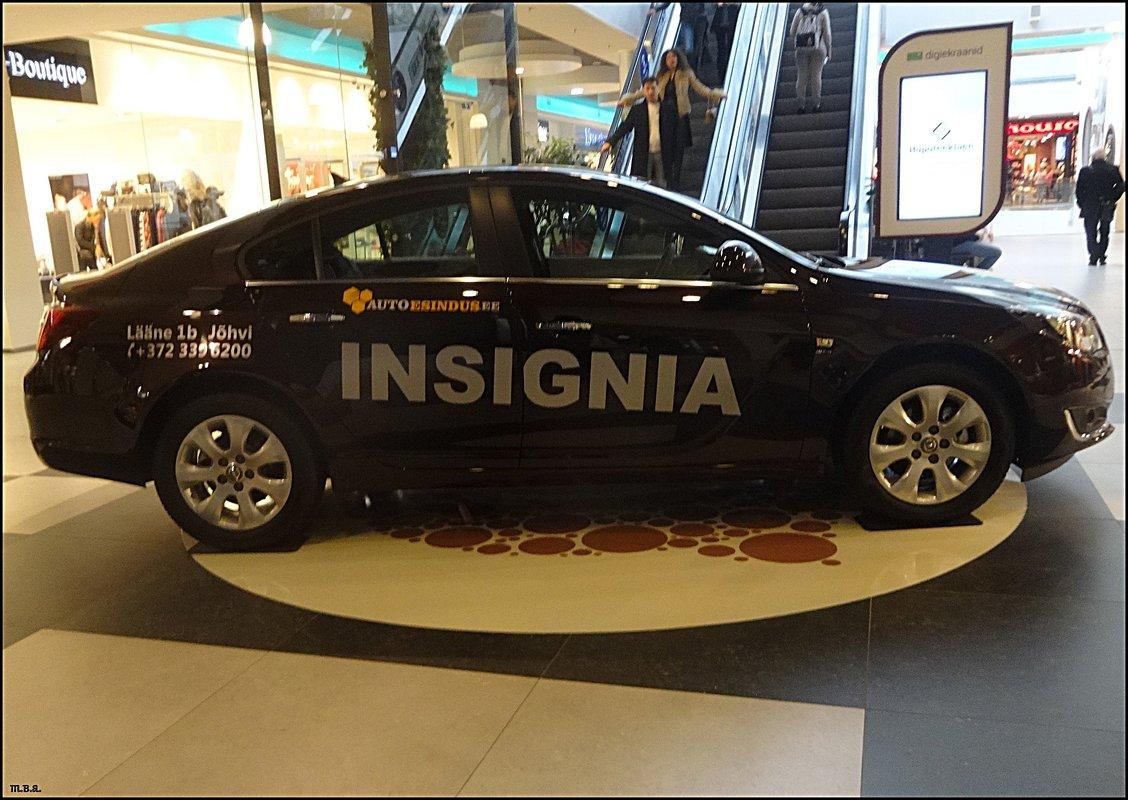 Opel Insignia - Вера