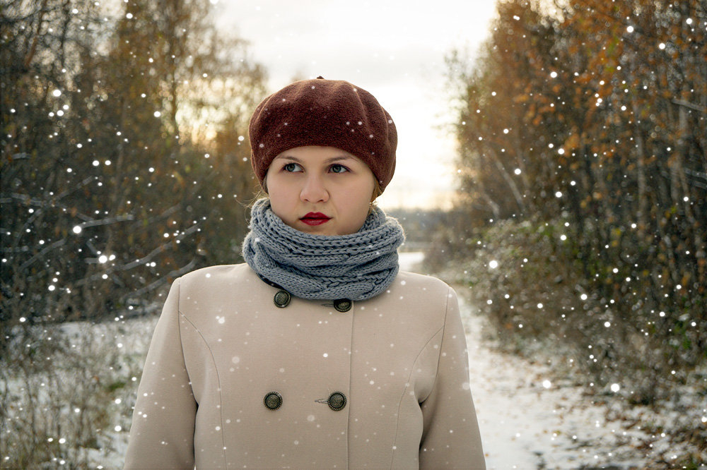 Первый снег - Светлана Деева