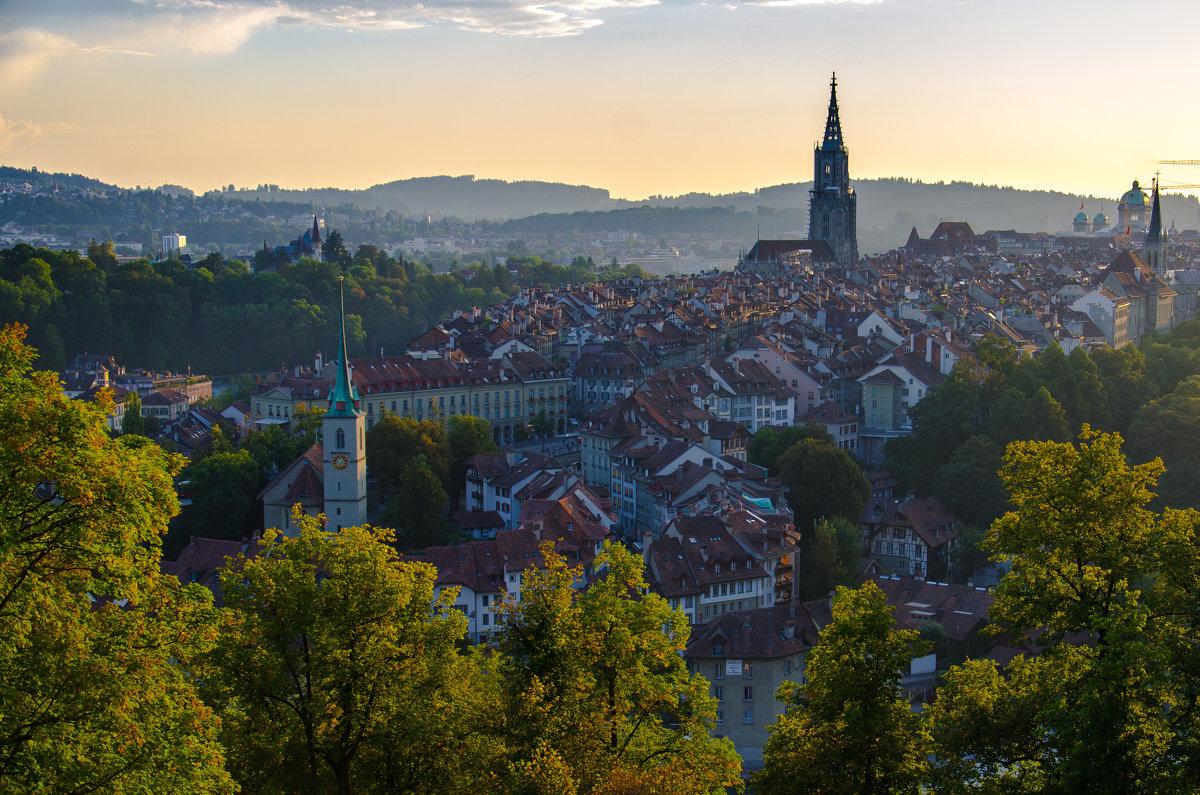 Берн, Швейцария - Александр Антонович