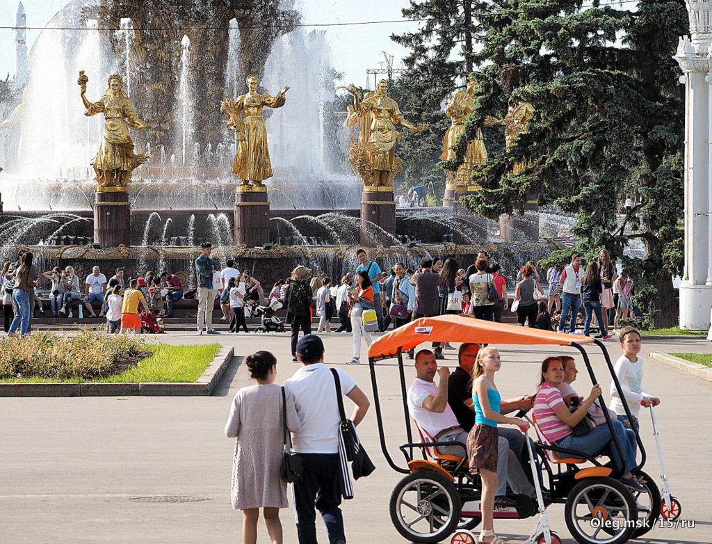 ритмы города-фонтаны - Олег Лукьянов