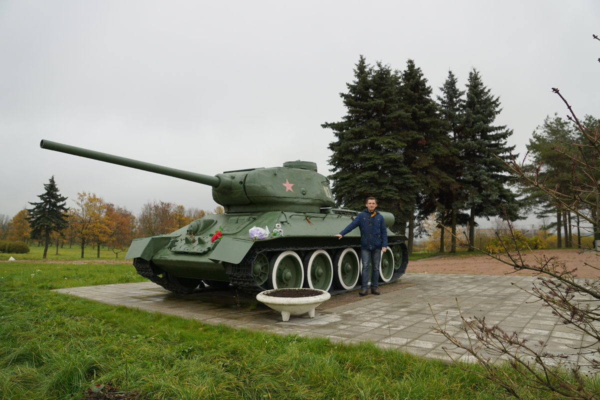 World of Tanks 1 - Юрий Плеханов