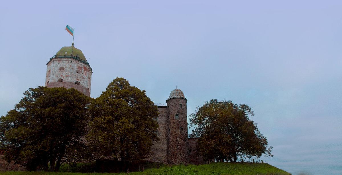 Башня святого Олафа - Александра Кускова