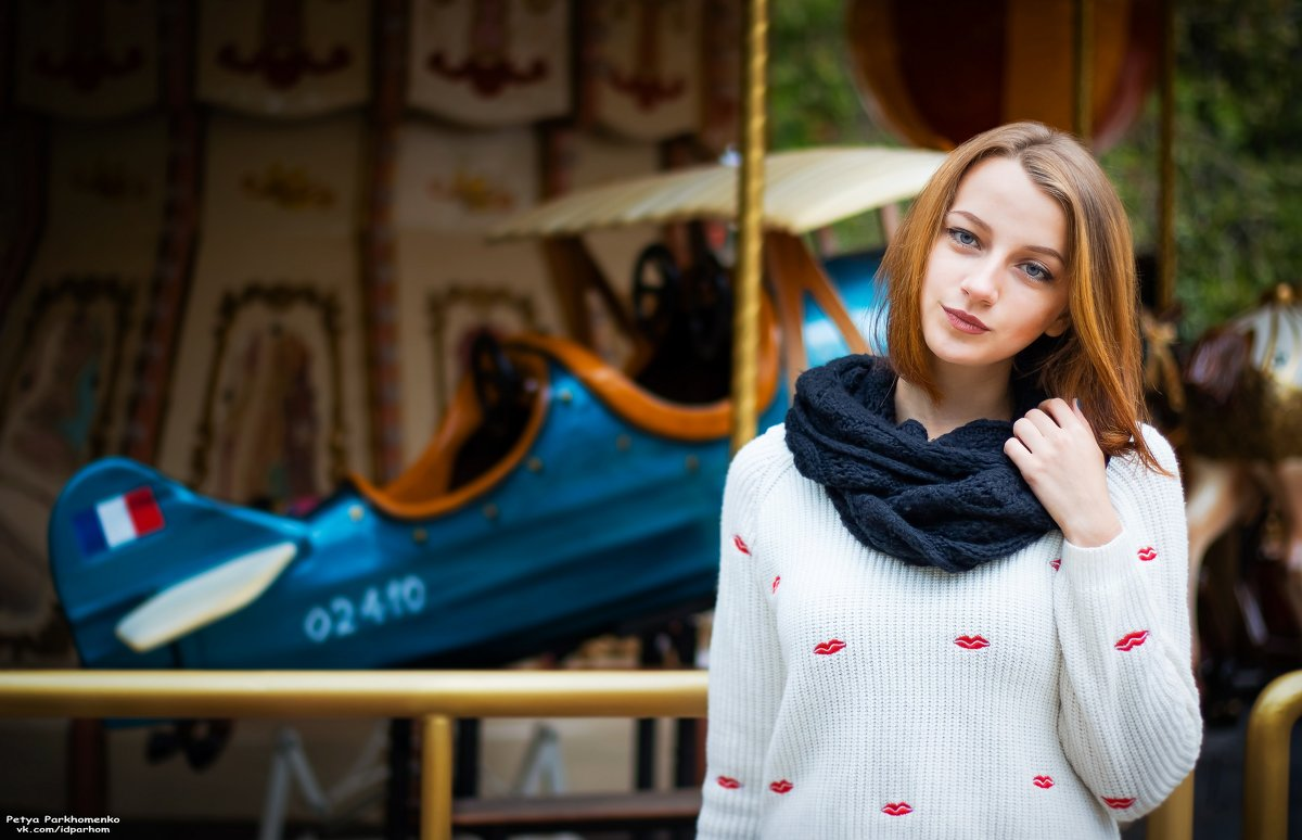 Анна - Petya Parkhomenko
