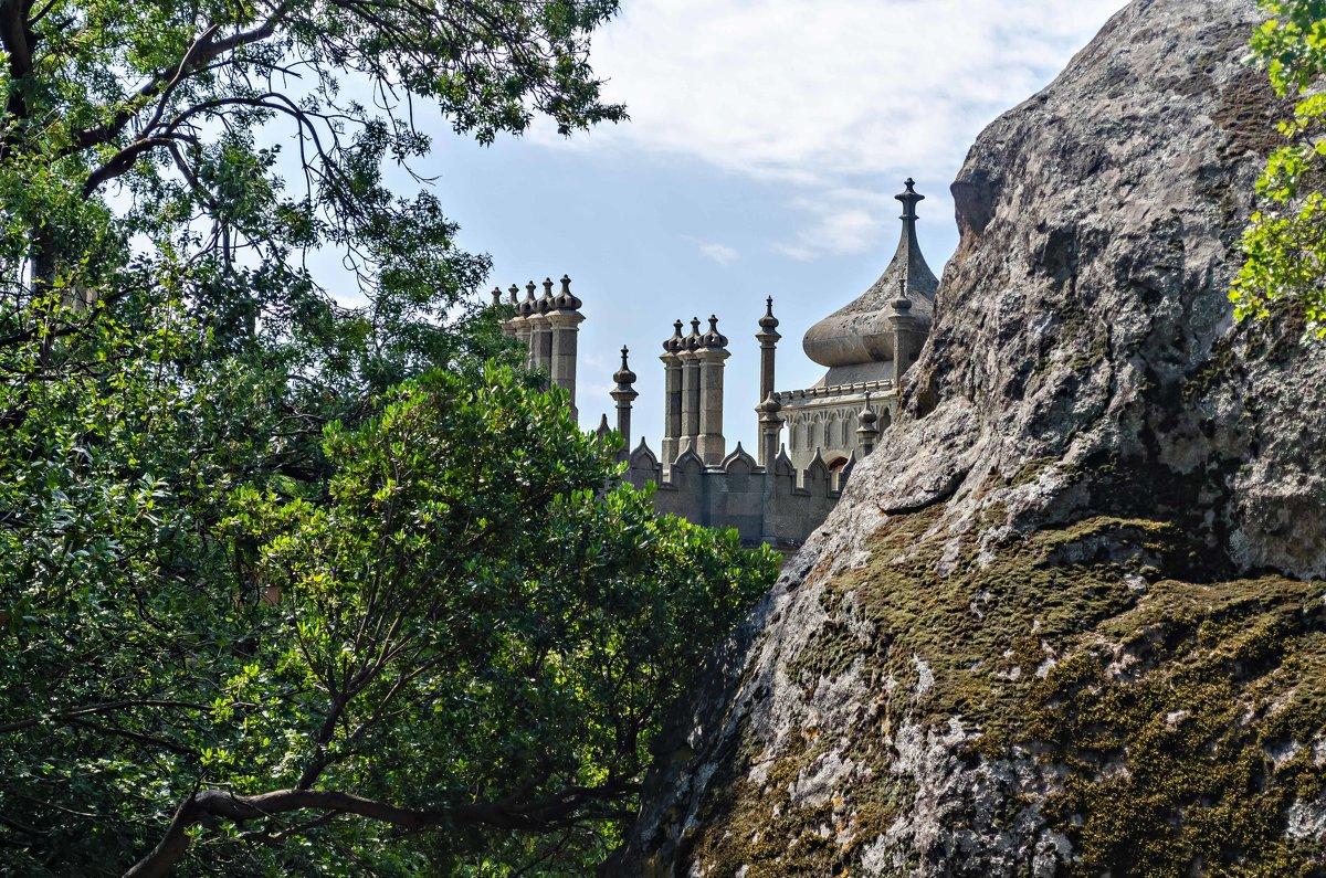 Дворцовые башни - Андрей Щетинин