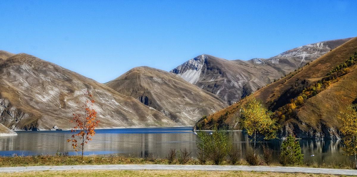 Озеро Кизиной ам - Марина