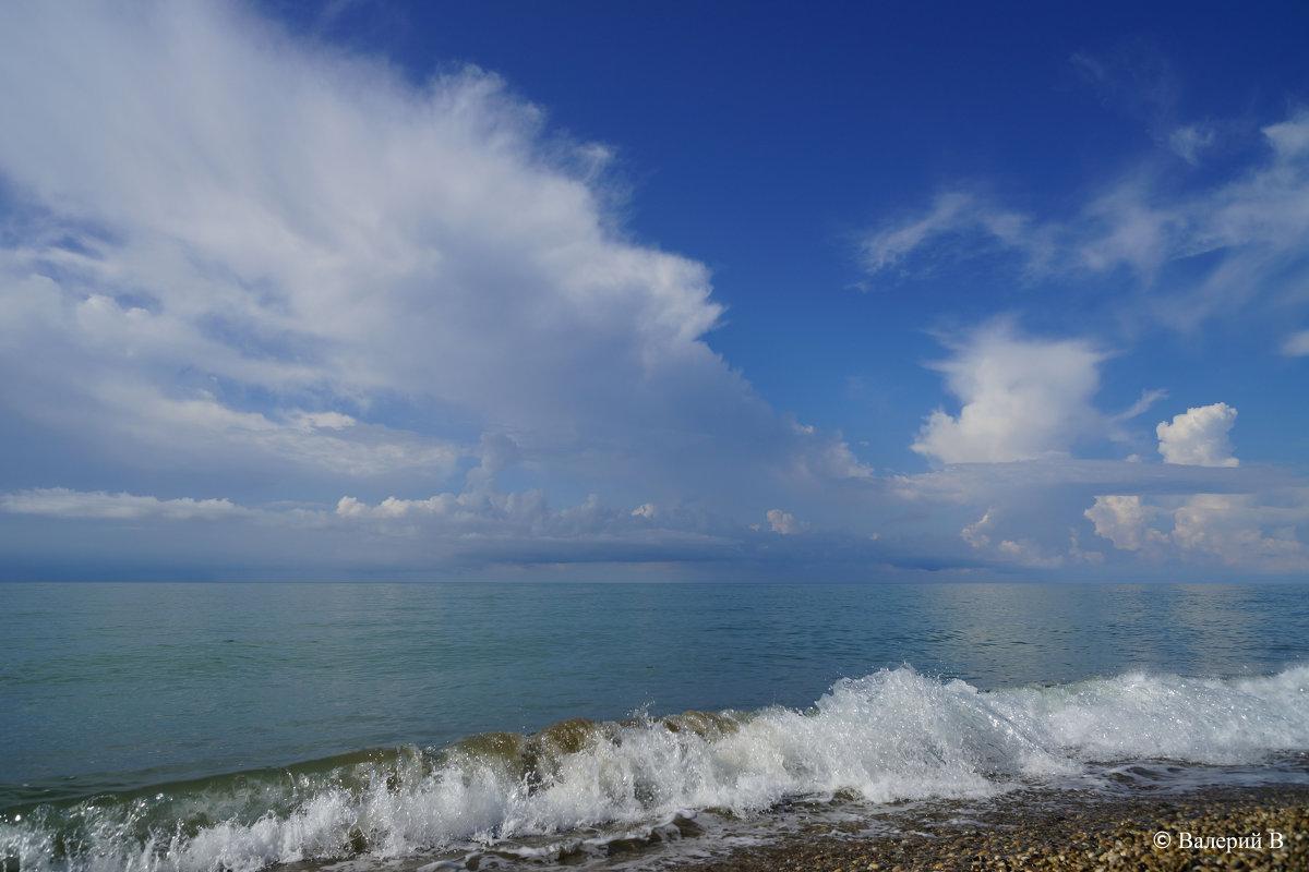 Парящие облака. - kvstu
