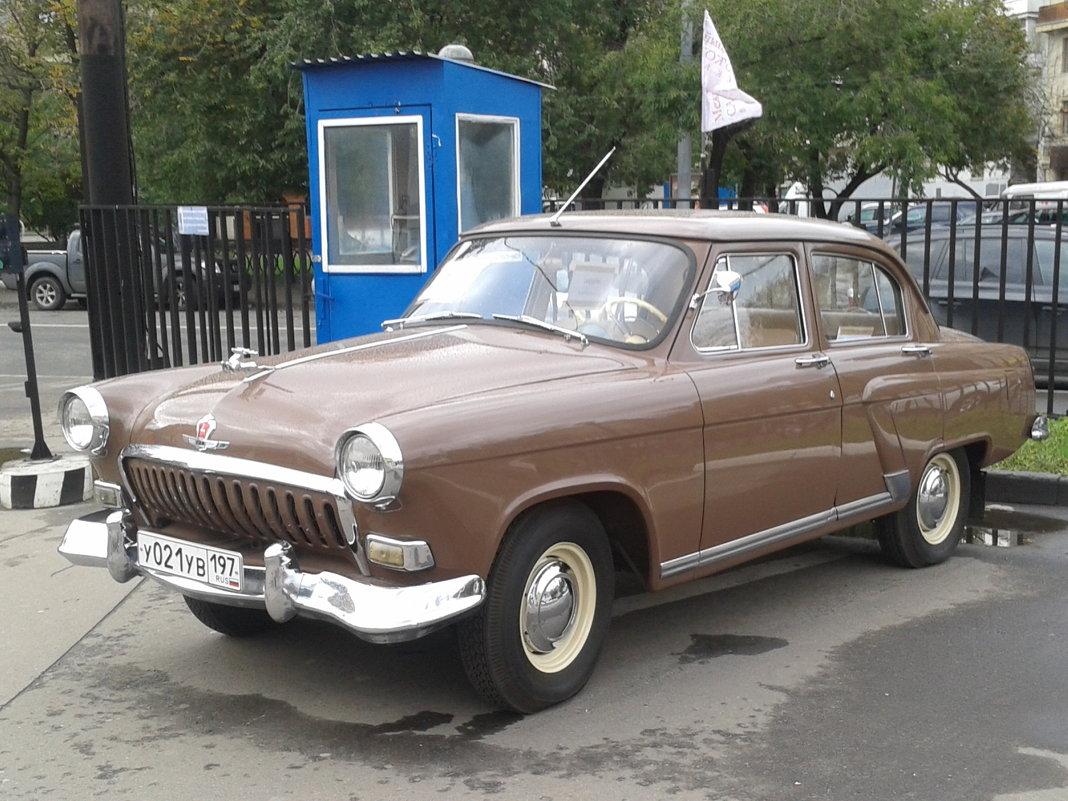 Наша Волга - Сергей