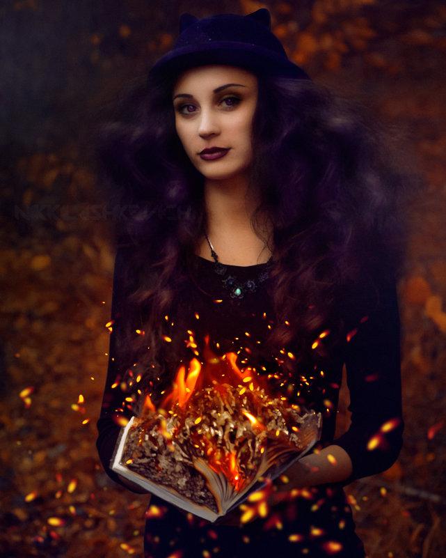 ведьмочка - Nikki Lashkevich