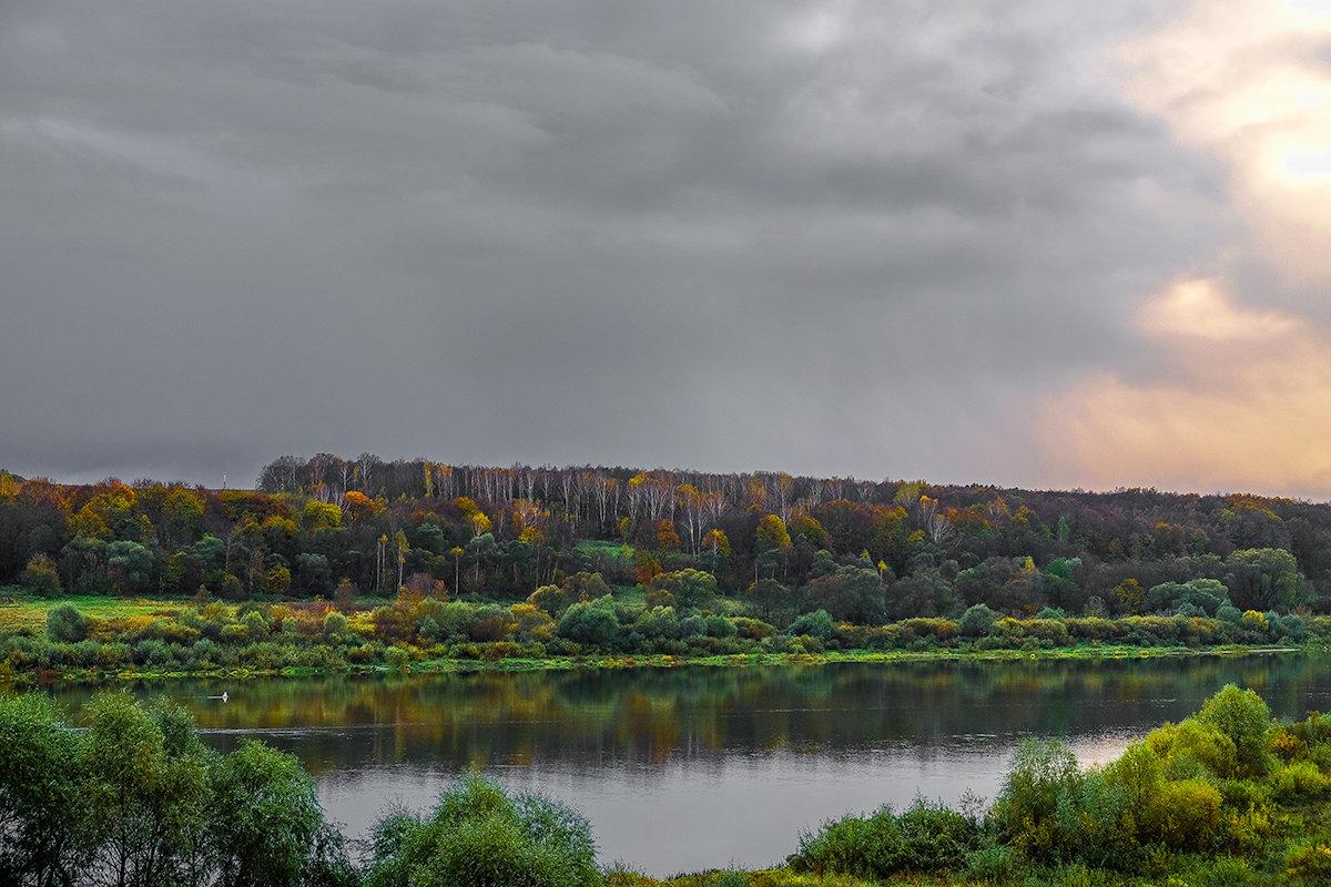 р.Ока - Виктор