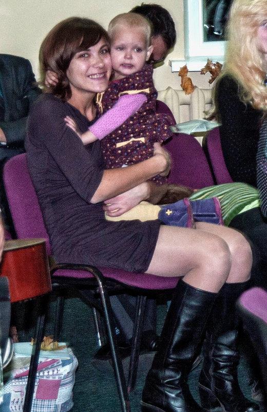Счастливая мама - Viktor Heronin