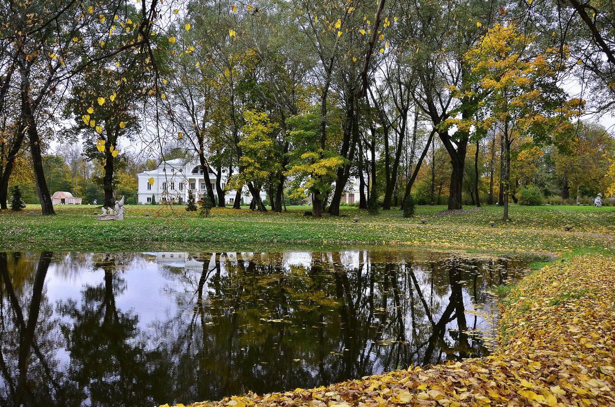 Осень в старинной дворянской усадьбе - Miola