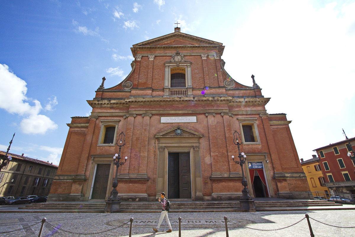 Duomo Imola.... Полдень - M Marikfoto