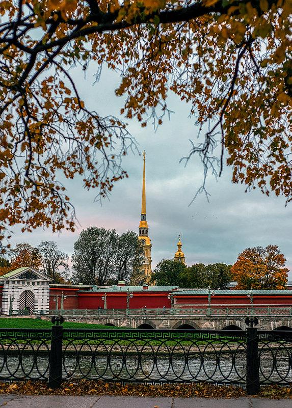 Осень в Питере - Valerii Ivanov