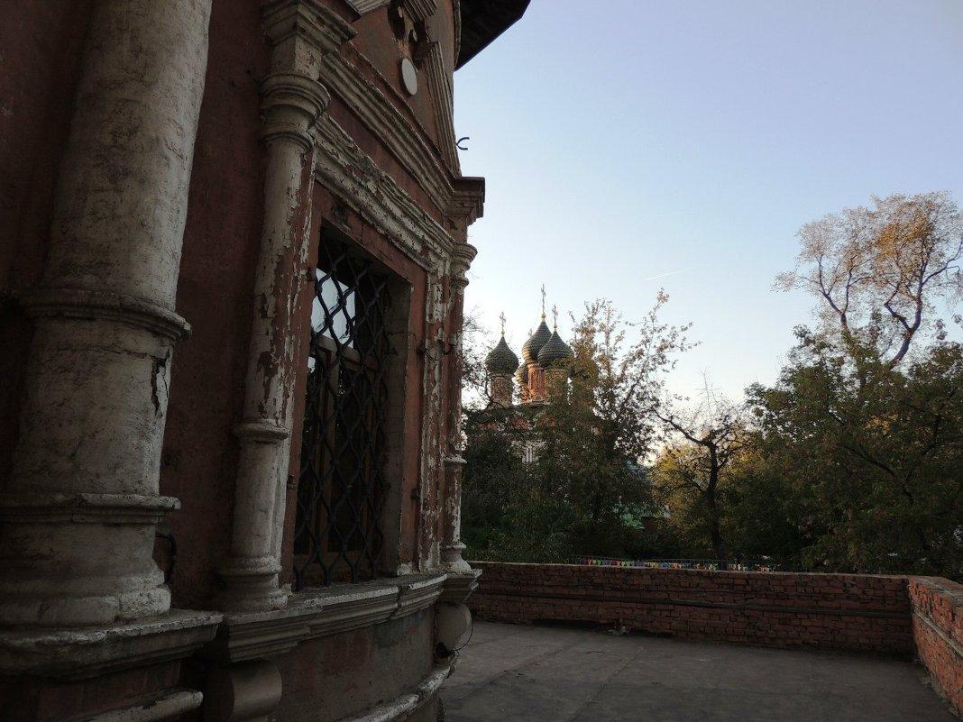 Высоко-Петровский монастырь - Елена Ом