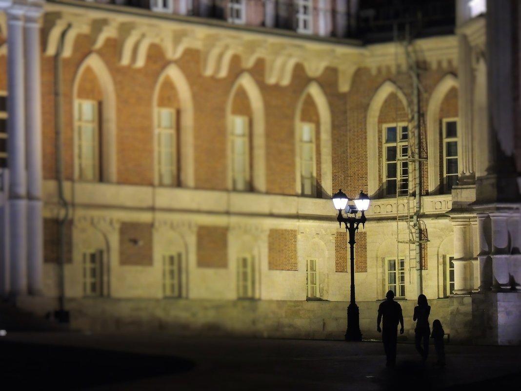 Вечерняя прогулка в Царицыно - Елена Ом