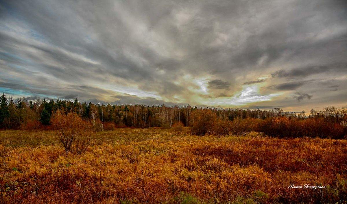 Природа осень. - סּﮗRuslan HAIBIKE Sevastyanovסּﮗסּ