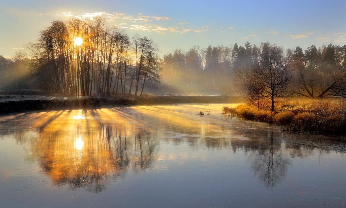 Туманные рассветы октября...3 - Андрей Войцехов