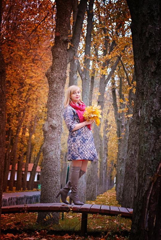 Осень - Юлия Коноваленко (Останина)