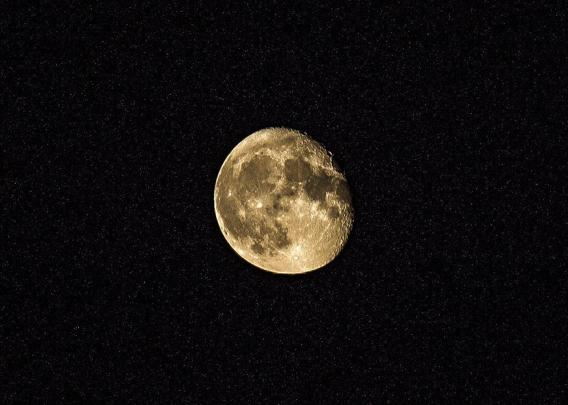 Луна - Михаил Вандич