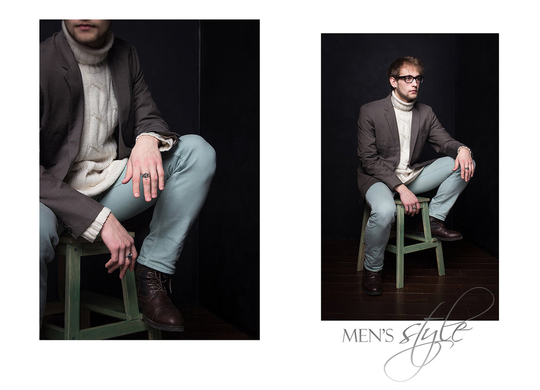 Men Style - Ketrin Darm
