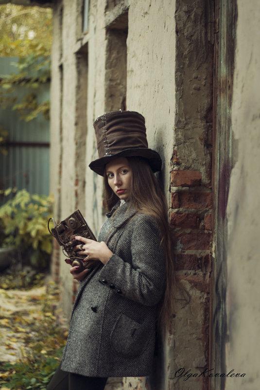 наездница - Olga