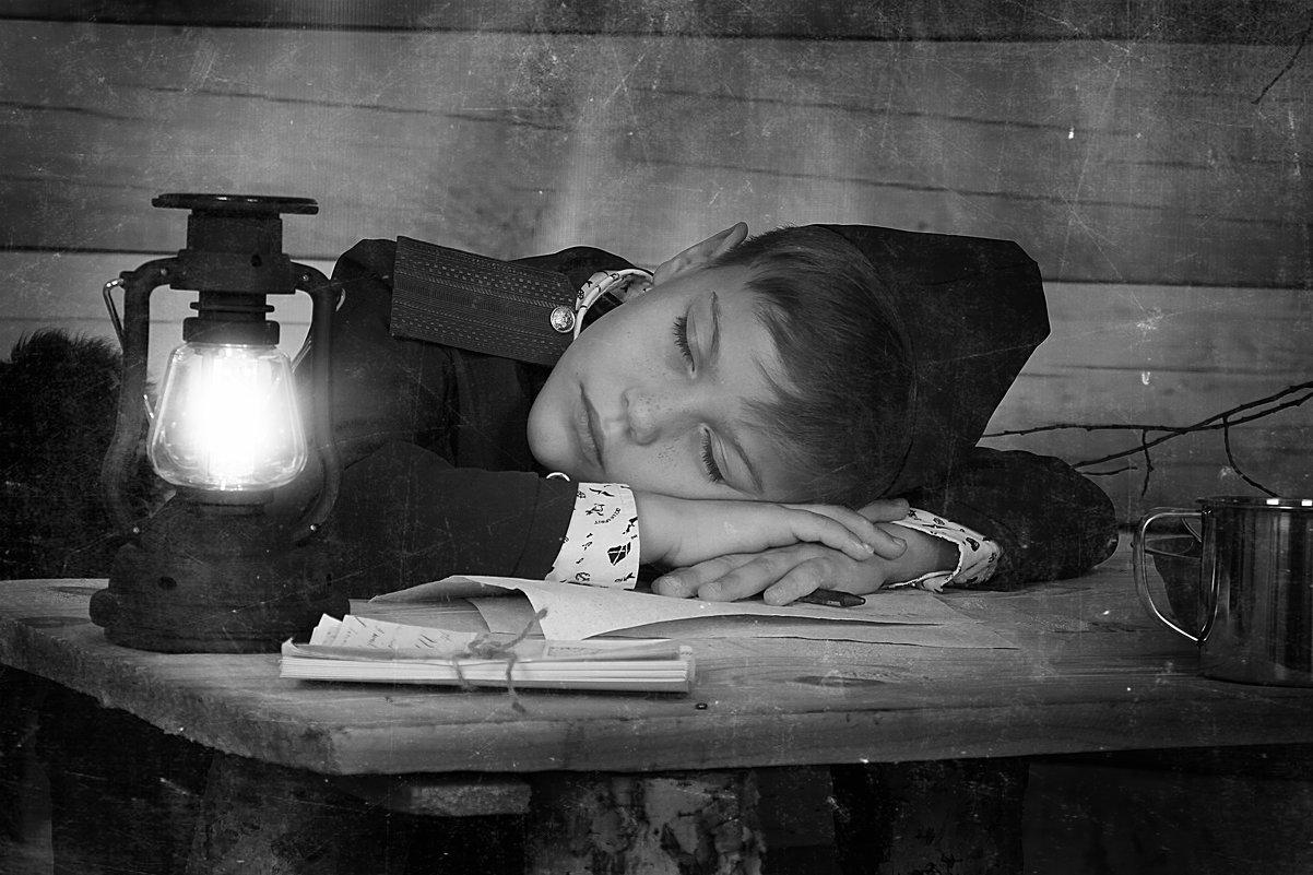 Во сне он дома. - Natalia Petrenko