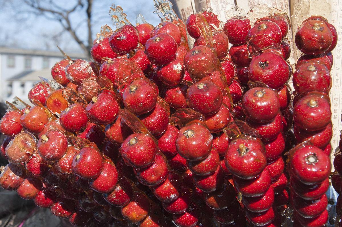 Яблоки в Пекине - Юля Мельникова