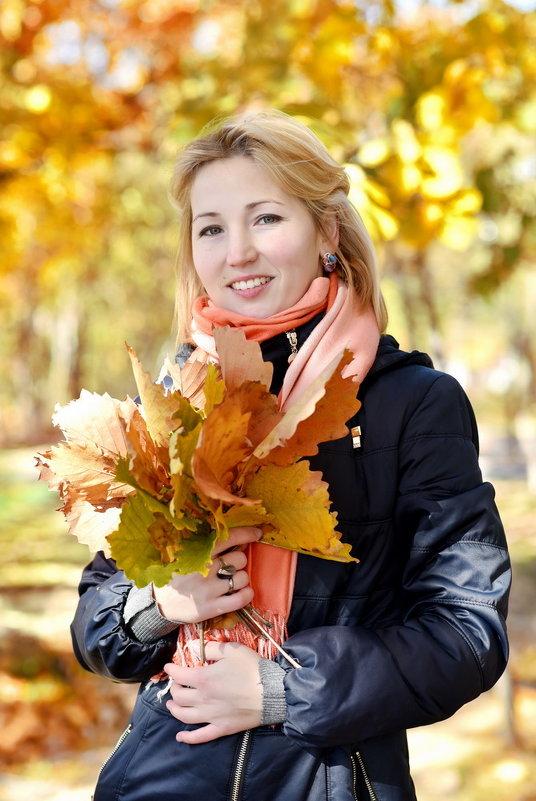 осень - Евгения Полянова