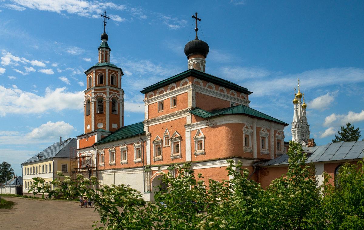 Вяземский Иоанно-Предтеченский монастырь - Олег Козлов