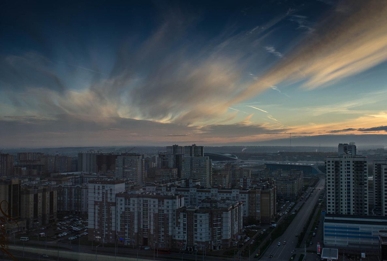 Немного о Казани - Дмитрий Рожков