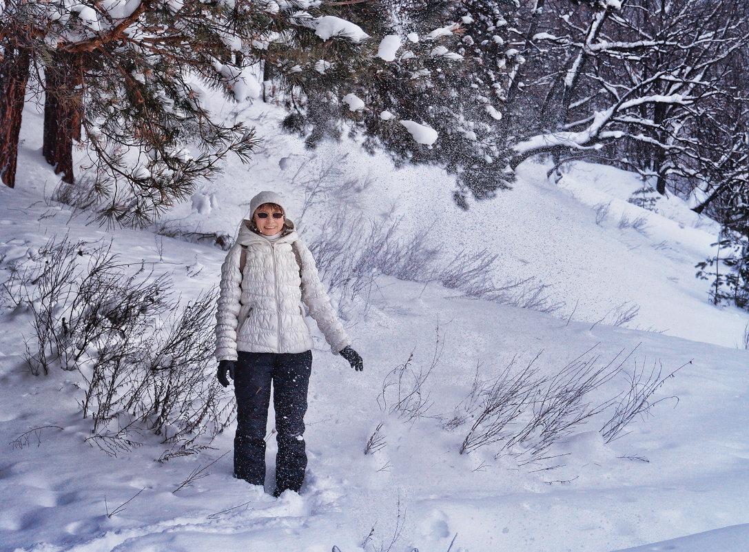 Зимняя прогулка - Вера Сафонова