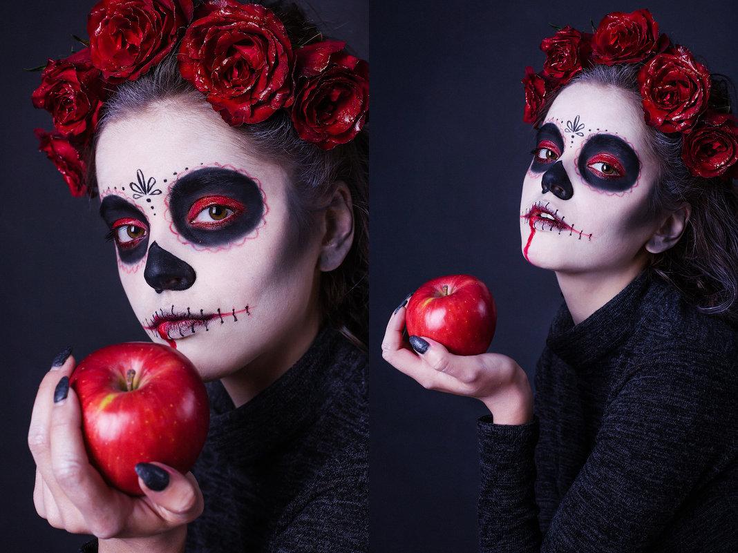 Halloween - KATYA DAVLETOVA