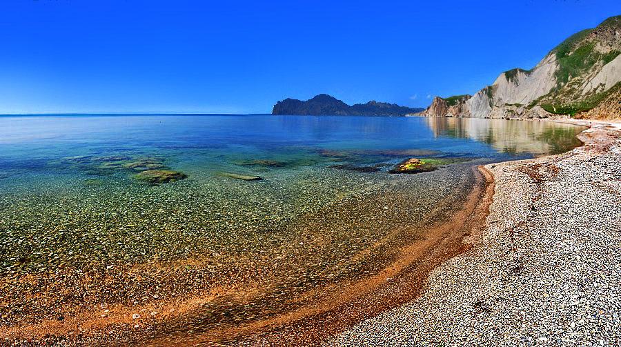 ...ждет тебя море, синее море... - viton