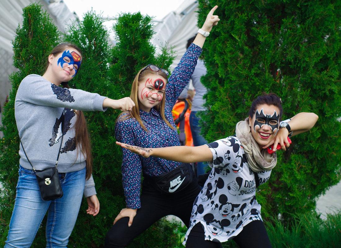 Новая эра супергероев - Виктория Мацук