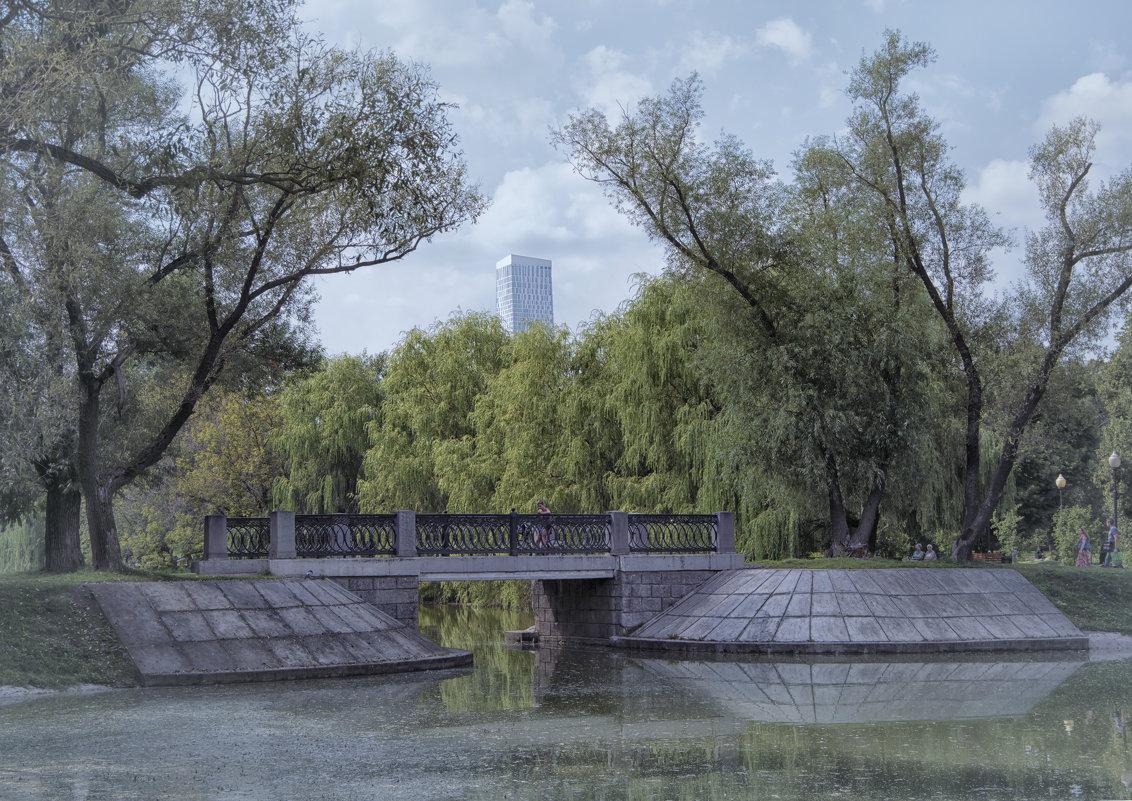 Новодевичьи пруды - Нина