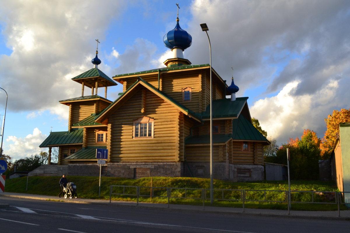 Православный Храм. - zoja