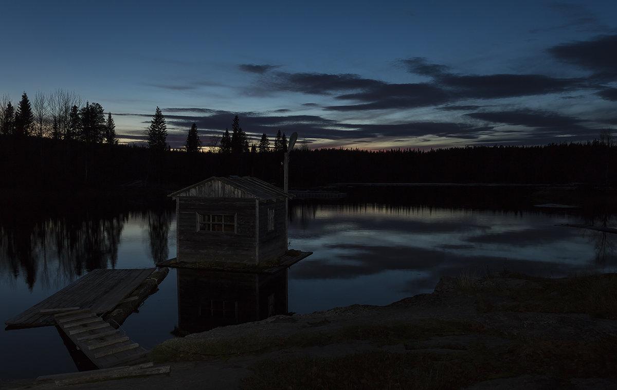 После заката - Владимир