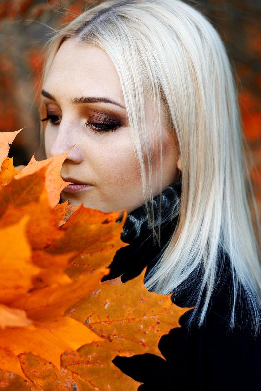 Осень. - Olesya Inyushina
