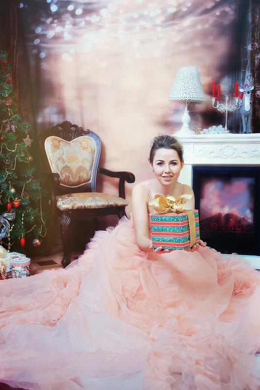 студийная фотосессия - марина алексеева