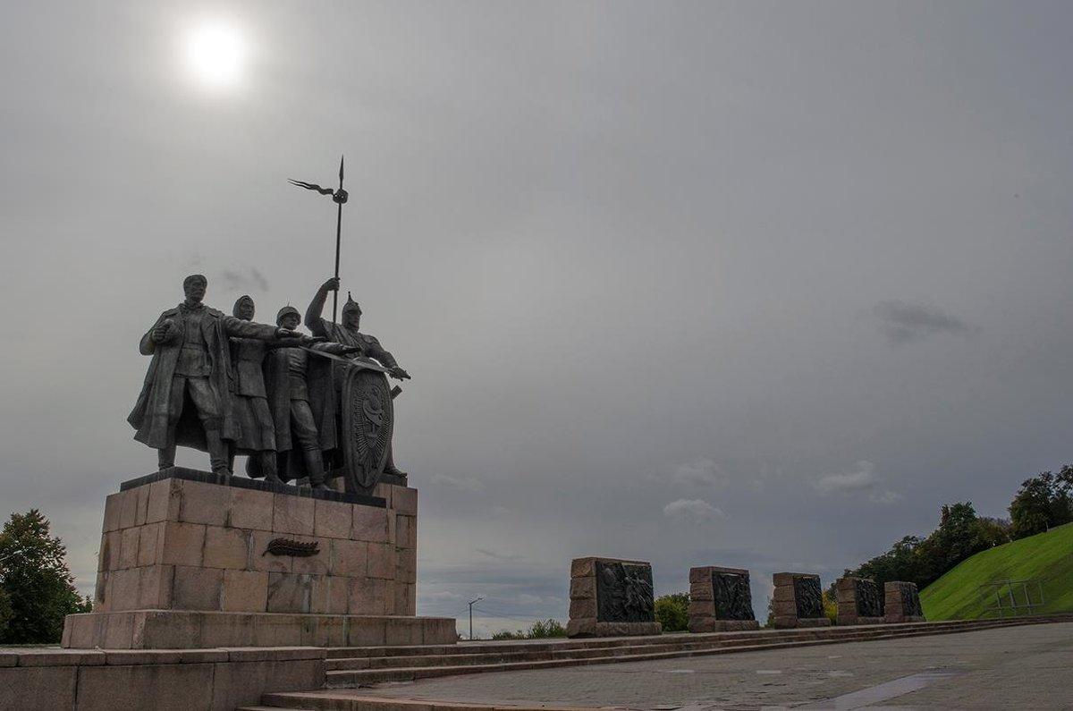 Мемориал Славы в Чернигове - Сергей Тарабара
