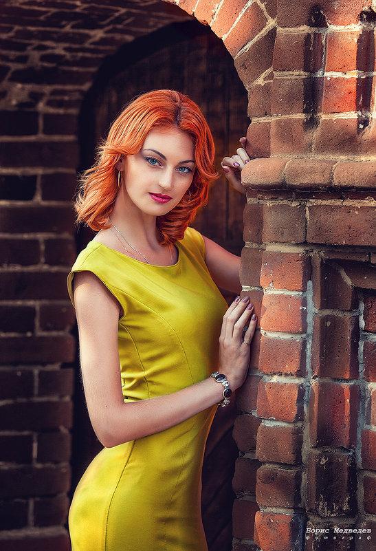 Дарья - Борис Медведев