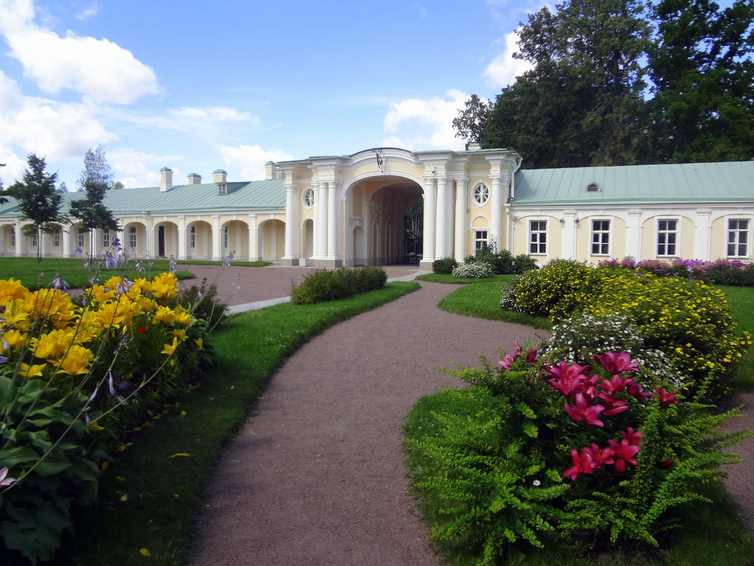 Ломоносов - Evgenia Sharabanova