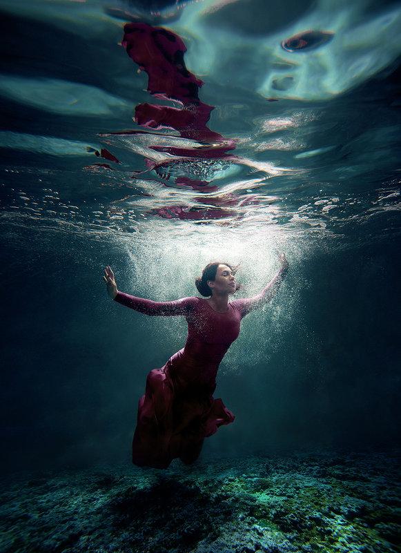 Underwater - Slava Grebenkin